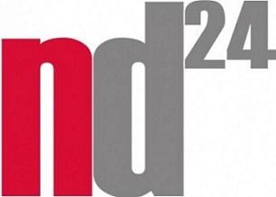ND24 logo